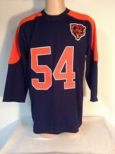 Vintage BRIAN URLACHER CHICAGO BEARS Mens NFL Team Stitched Sweater JERSEY Large