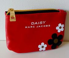 1x DAISY MARC JACOBS Red Cosmetics Bag / Coin Bag, Brand NEW!! 100% Geniune!