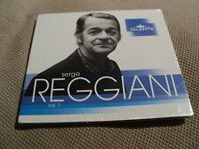 """CD DIGIPACK NEUF """"SERGE REGGIANI - TALENTS, VOLUME 1"""" best of"""