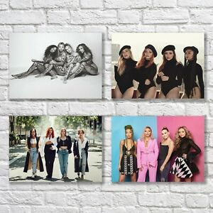Little Mix Poster A4 NEW Set HQ Print Sexy Home Wall Decor #2