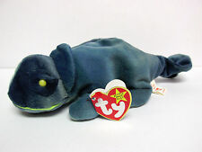 """Ty Beanie Baby - """"Rainbow"""" the Chameleon, Brand New w/Both Tags***RARE***"""