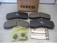 PLAQUETTES IVECO EUROCARGO ATEGO 1 2 3 TRAILER MAN L/M 2000 SR NL - 500054632