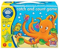 Orchard Toys Catch and Count Game - NEW Learning Development Growth Numbers Fun