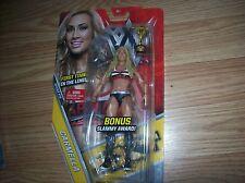 WWE Mattel Carmella Figure with Chase Bonus Slammy Award 1st ever figure DIVA