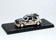 Renault r5 Maxi Turbo Rally Tour de Corse 1986 chatriot perin Schuco pro-R 1:43