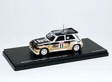 RENAULT r5 Maxi Turbo Rally Tour de Corse 1986 Chatriot Perin Schuco Pro-R 1:43