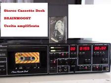 Stereo 7 piastra di registrazione professionale amplificata