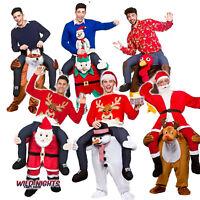 Christmas Carry Me Piggy Back Fancy Dress Costume