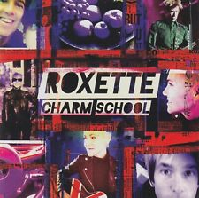 ROXETTE Charm School CD Album 2011 NEUWARE Way Out / Speak To Me Pop/Rock Hits !