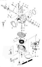 (1) S&S Cycle 11-2282 Carburetor Accelerator Pump Diaphragm Super E & G EVO XL