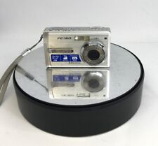 Olympus FE-160 6.0MP Digital Camera - Silver TESTED In Working Condition#258