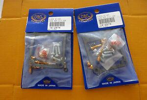 2 NEW  YAMAHA 81-82 XV920RH XV920RJ, 82 XV920J VIRAGO PRO CARB KITS K&L 18-2578