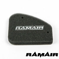 RAMAIR High Flow Replacement Panel Air Filter Foam Pad for Peugeot Squab 50 2T