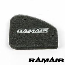 RAMAIR Performance Panel Air Filter Race Foam Pad for Peugeot Trekker 50 2T