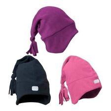 Cappelli in pile per bambine dai 2 ai 16 anni