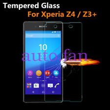 for Sony Xperia Z4 / Z3+ Tempered Glass for Z3plus Z3 + Plus Dual E6553 E6533
