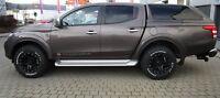 Dirt D66 9x17 6x139,7 Felgen + Reifen Cooper STT Pro 265/70/17 Fiat Fullback Neu