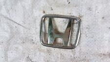honda civic accord CRV rear boot lid emblem badge logo chrome 75701 RR SK7 0400
