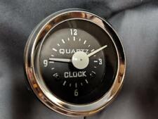 """Peterbilt Kenworth White Freightliner International Quartz Clock 2 1/16"""" 52mm"""