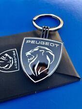 PORTE CLÉS GT LINE GT RS PEUGEOT SPORT 308 508 3008 4008 5008 208 Original
