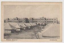 Malta postcard - Military Hospital, Floriana