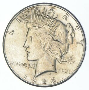 Better - 1926-S - Peace Silver Dollar - 90% US Coin *235