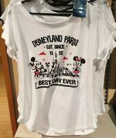 E20 T-SHIRT LOOS PARC PASSEPORT L Disneyland Paris