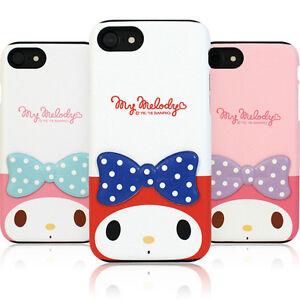 Genuine My Melody Deco Bumper Case iPhone 7 Case iPhone 7 Plus Case Korea made