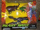 Transformers Beast Wars Tripredacus from 1997! Never opened/New! Vintage!