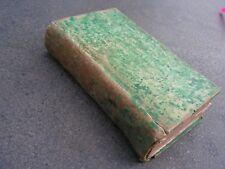 livre    les oeuvres de  mr  molieres ( wetstein& smith)1735 (M)