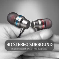 Type C USB-C In-Ear Earphone Headset Headphone Earbuds For Huawei Xiaomi