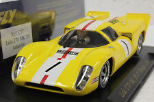Fly C32 Lola T70 Jo Bonnier Thruxton 1969 New 1/32 Slot Car In Display Case