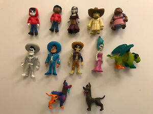 Disney Pixar ~ Mini Collectable Figure In Blind Bag ~ One Supplied ~ Stocking