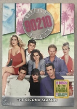 Beverly Hills 90210: Season 2  DVD BRAND NEW SEALED CBS Luke Perry 28 Episodes
