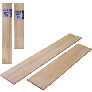Wooden Boards DIY Shelving Furniture Natural Pine Wood Build Your Own Projects