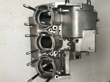 Kawasaki H2 750 Triple Crank cases including gearbox internals