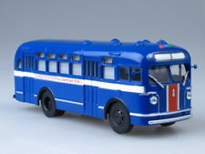 Scale model bus 1/43 Zis-155 traffic safety