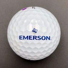 Emerson Logo Golf Ball (1) Titleist ProV1 Preowned