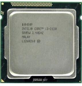 Intel Core i3 2130 3.4GHz Dual Core CPU 3MB L3 Cache LGA 1155 CPU Processor