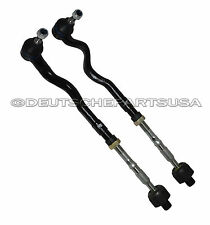 FRONT LEFT + RIGHT STEERING Tie Rod Rods Assembly for BMW E46 M3 Set 2
