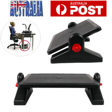 Comfort Height Angle Adjustable Footrest