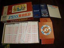 Vintage Milton Bradley Pass Word Game volume five 1964 Complete