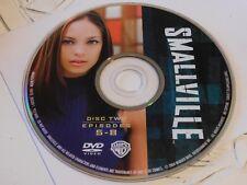 Smallville Fourth Season 4 Disc 2 DVD Disc Only 52-156
