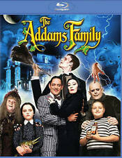 NEW GENUINE USA BLU RAY THE ADAMS FAMILY FREE FAST 1ST CLS S&H