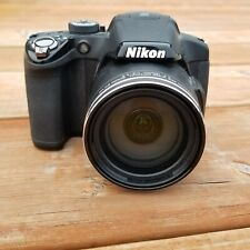 Nikon Coolpix P510 16.1 MP 42X Zoom Digital Camera - For Parts Not Working
