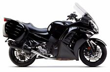 2015 Concours 14 Two Brothers Carbon Slip On Exhaust Black 2009 2010 2011 2012