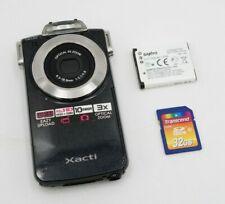 Sanyo Xacti VPC-PD2 Full HD 1920x1080 video & 10.7 MP digital camera | Tested