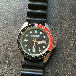 Divers Watch - Dive Dynamic - 1980s - Perfect Working Order