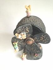 """Motion Fan Music Box Mice on Fan Song-""""My Favorite Things """" Collectible 7""""X4""""X3"""""""