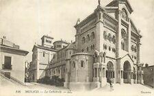 MONACO la cathedrale